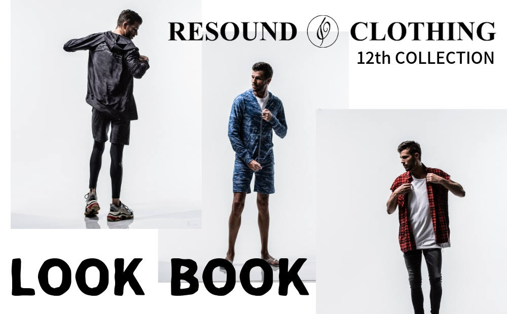 12th COLLECTION (2019SUMMER) LOOK BOOK