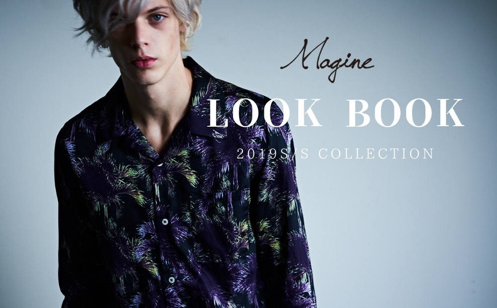 2019S/S COLLECTION LOOK BOOK