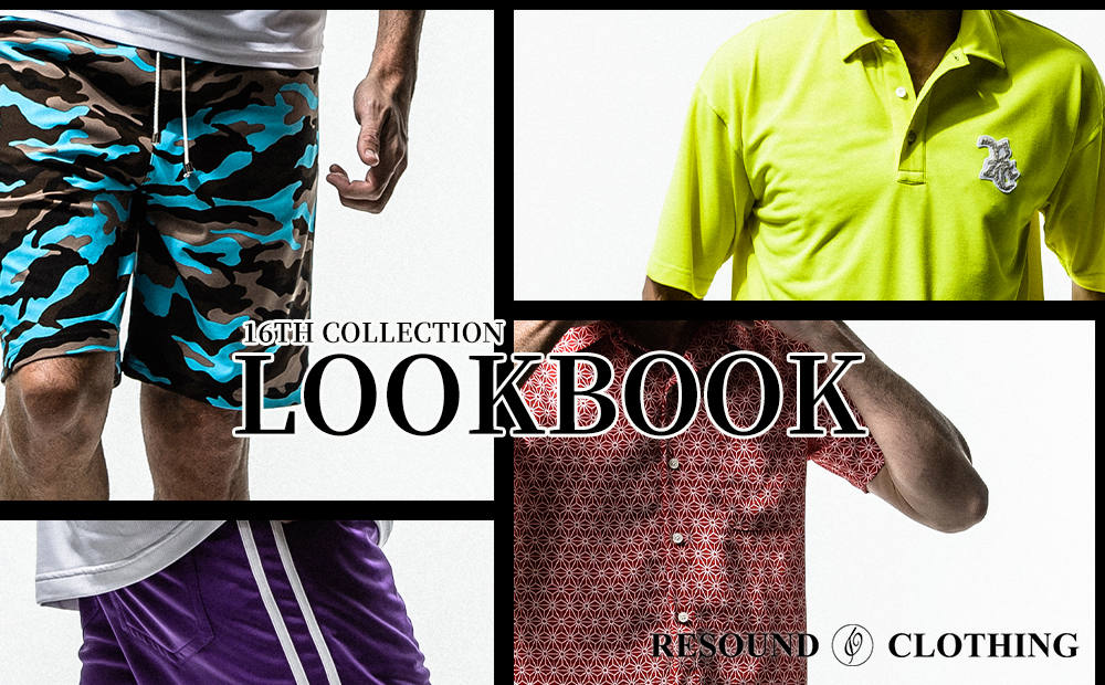 16TH COLLECTION LOOK BOOK