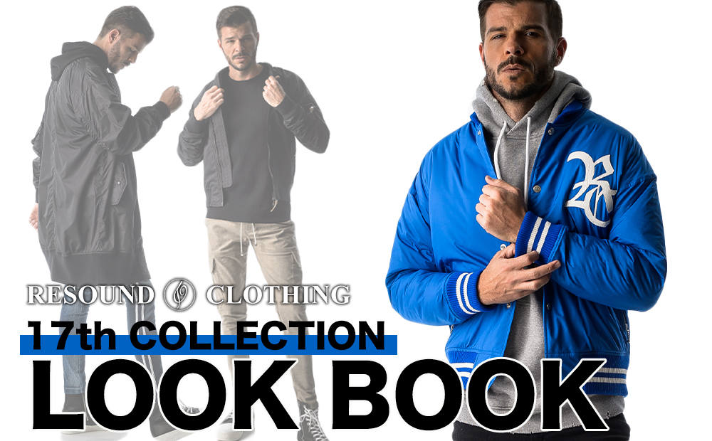 17th COLLECTION LOOK BOOK